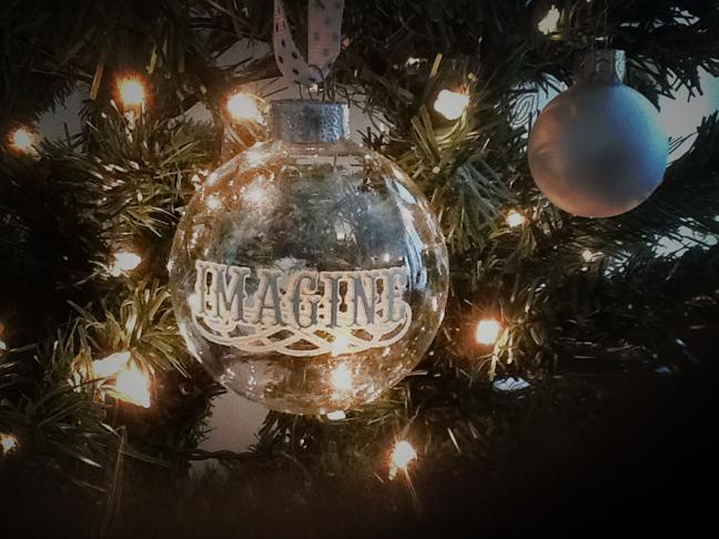 Christmas imagine ornament