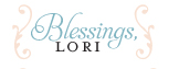 Blessings lori 2013
